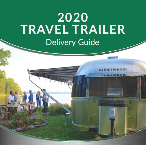 Travel Trailer Dealer Delivery Guide